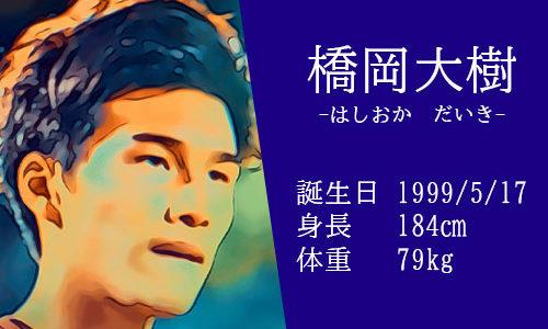 【東京五輪】サッカー日本代表 橋岡大樹選手の活躍は?かっこいいインスタ