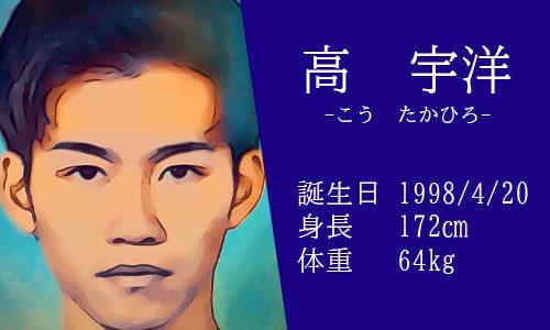 【東京五輪】サッカー日本代表 高宇洋選手の活躍は?かっこいいインスタ