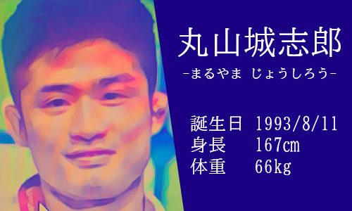 柔道66kg級 丸山城志郎選手の東京五輪の結果は?奥さんと筋肉がすごい!