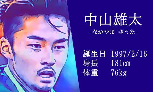 【東京五輪】サッカー日本代表 中山雄太選手の活躍は?かっこいいインスタ