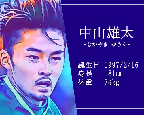 東京オリンピック男子サッカー代表中山雄太選手