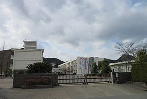 幌村尚選手の高校
