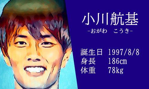 【東京五輪】サッカー日本代表小川航基選手の活躍は?ジュビロ磐田から移籍って本当?