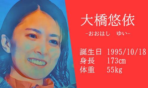 【東京五輪】水泳女子個人メドレー大橋悠依選手は竹内結子に似ている?ツイッターの反応は?
