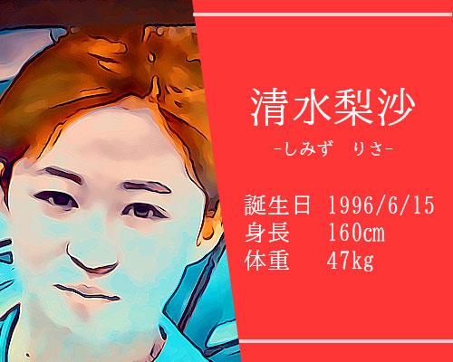 東京オリンピック女子サッカーなでしこジャパン清水梨沙選手