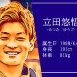 東京オリンピック男子サッカー代表立田悠悟選手