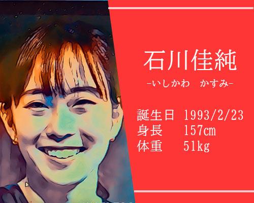 東京五輪女子卓球代表石川佳純選手