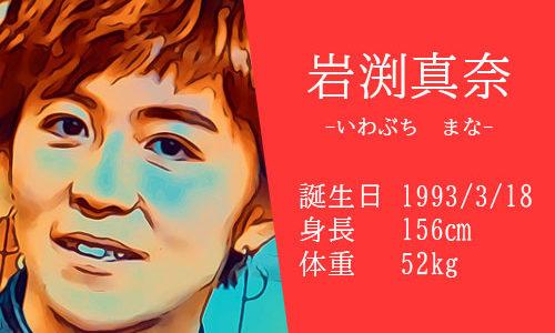 【東京五輪】女子サッカーなでしこジャパン岩渕真奈選手ってどんな人?かわいいインスタ