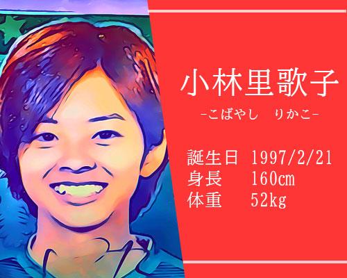 東京オリンピック女子サッカーなでしこジャパン代表小林里歌子選手