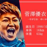 東京オリンピック女子サッカーなでしこジャパン代表菅澤優衣香選手