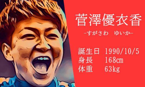 【東京五輪】女子サッカーなでしこジャパン菅澤優衣香選手ってどんな人?かわいいインスタ