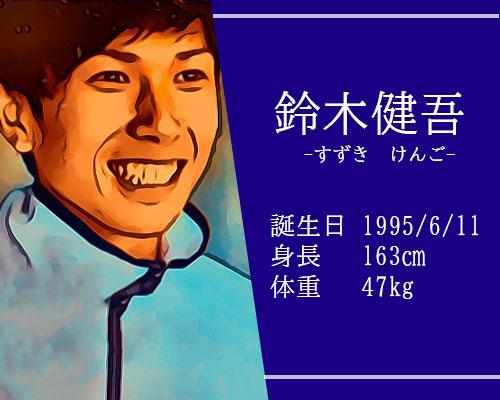 【東京五輪】男子マラソン代表 イケメン鈴木健吾選手