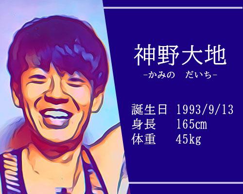 【東京五輪】男子マラソン神野大地選手のプロフィールとかっこいいインスタ