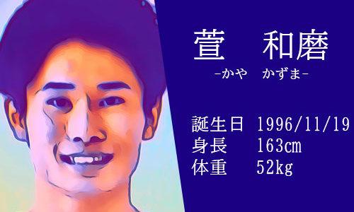【東京五輪】体操男子代表 萱和磨選手ってどんな人?かっこいい筋肉インスタ