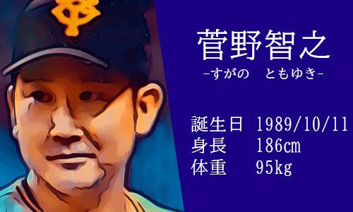 【東京五輪】野球代表 菅野智之選手は日本のエースになれるのか?原監督との関係と結婚は?