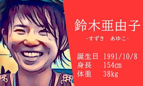 【東京五輪】女子マラソン代表 鈴木亜由子選手のプロフィールとかわいいインスタ