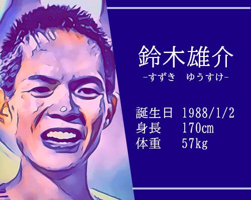 【東京五輪】陸上競歩 鈴木雄介選手ってどんな人?かっこいいインスタ