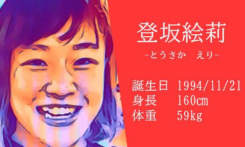 【東京五輪】女子レスリング48kg代表 登坂絵莉選手の家族構成やかわいいインスタ