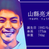 【東京五輪】男子短距離走代表 イケメン山縣亮太選手ってどんな人?
